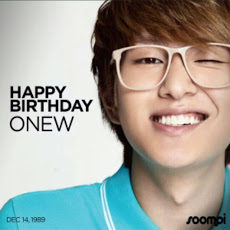 HAPPY ONEW DAY - 1